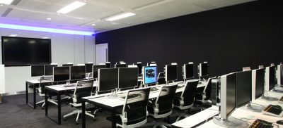 bloomberg computer room