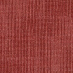 red canvas fabric swatch