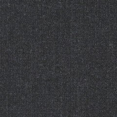 black fabric swatch from kvadrat