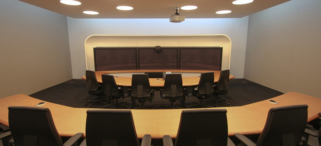 bnp paribas meeting room