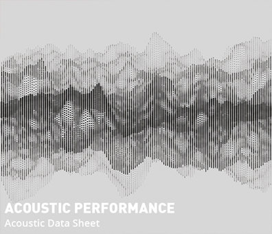 acoustic soundwave graph